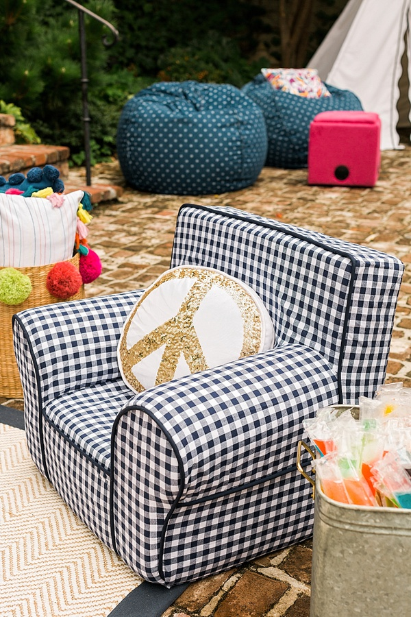 Block party inspiration with Pottery Barn and Waiting on Martha