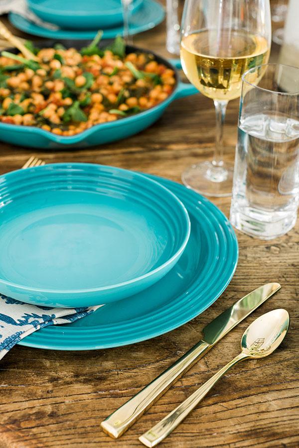 A Spanish themed spread with Le Creuset, @waitingonmartha #ad