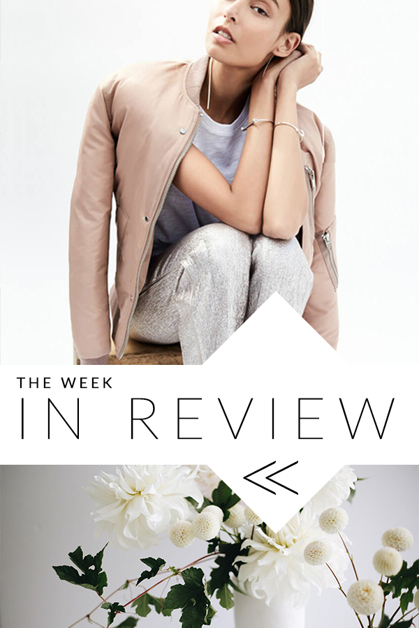 Week in Review, @waitingonmartha