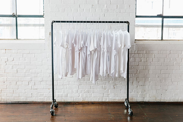 Finding the perfect white tee shirt, @waitingonmartha