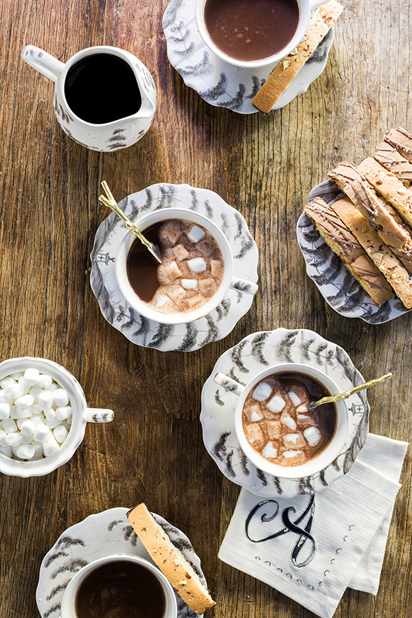 Red Wine Hot Chocolate recipe by Waiting on Martha