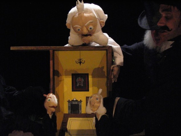 Wakka Wakka - The Death of Little Ibsen - Dolls House