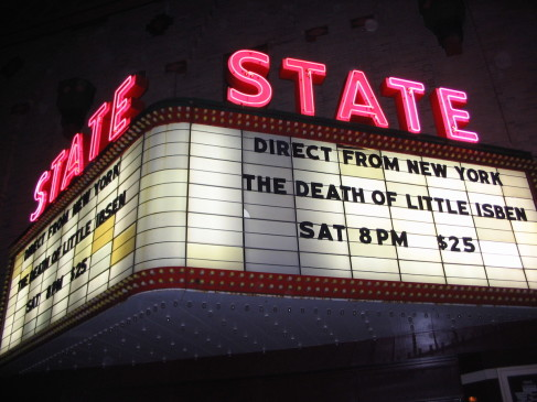 Wakka Wakka - The Death of Little Ibsen in Michigan