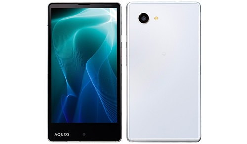 AQUOS Xx2 mini本体