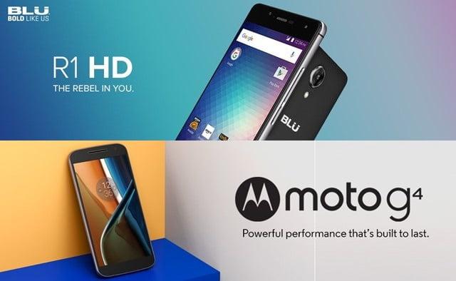 Amazonスマホに新機種登場!Prime Exclusive(プライムエクスクルーシブ)「R1 HD」「Moto G」の価格、料金、スペックは?トップ画像