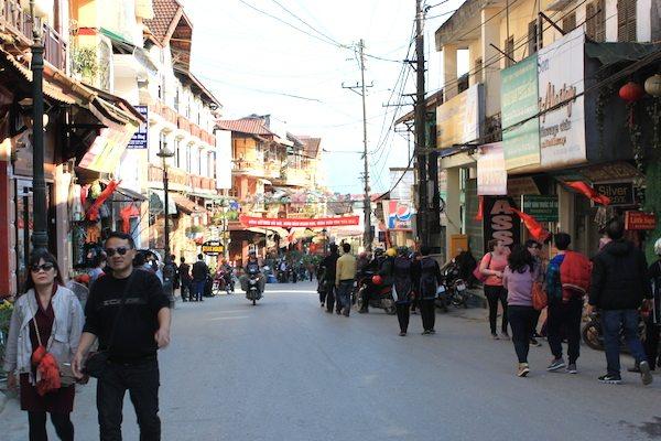 トレッキングをしなくても楽しめるベトナム・サパ旅行