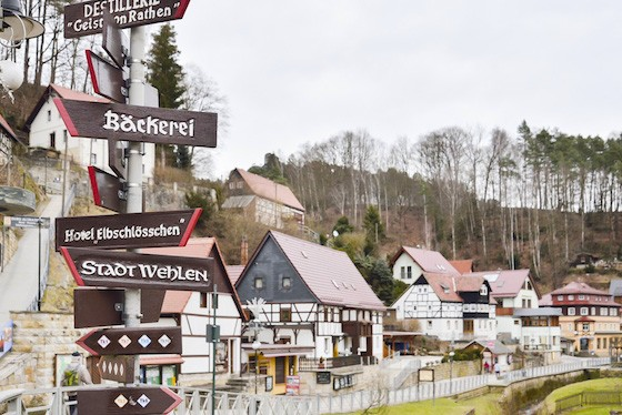 ドイツの木造住宅