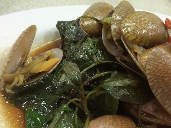 台湾の海鮮料理