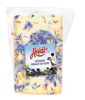 アルプスの花のチーズ(BLÜTENKÄSE:ブリューテンケーゼ)