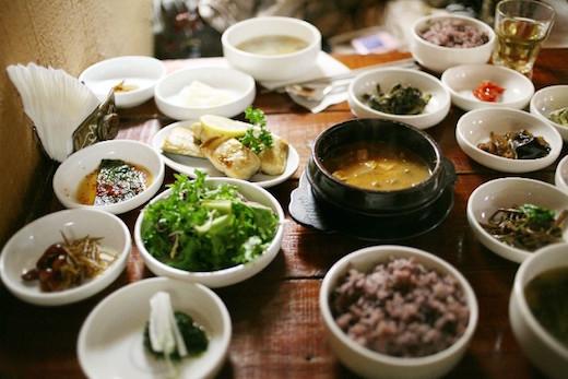 韓国の食生活