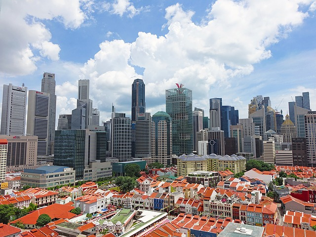 シンガポールのcondo