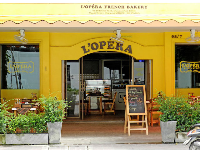L'OPÉRA French Bakery