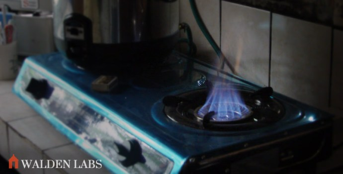 Biogas Cooking