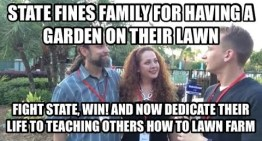 Urban Farmers Targeted By The State Fight the Law and Win!