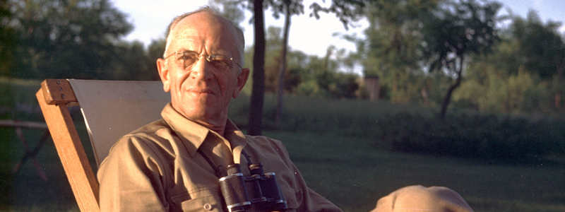 Considered by many as the father of wildlife management and of the United States' wilderness system, Aldo Leopold was a conservationist, forester, philosopher, educator, writer, and outdoor enthusiast.