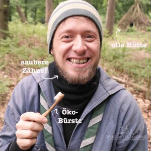 Waldläufer Zahnpflege