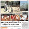 Artículo publicado en el diario Información de Alicante: http://www.diarioinformacion.com/suscriptor/la-tiza/2014/09/17/reencuentro---naturaleza-/1545957.html