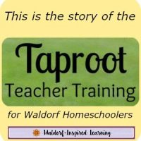 The Story of the Taproot Teacher Training