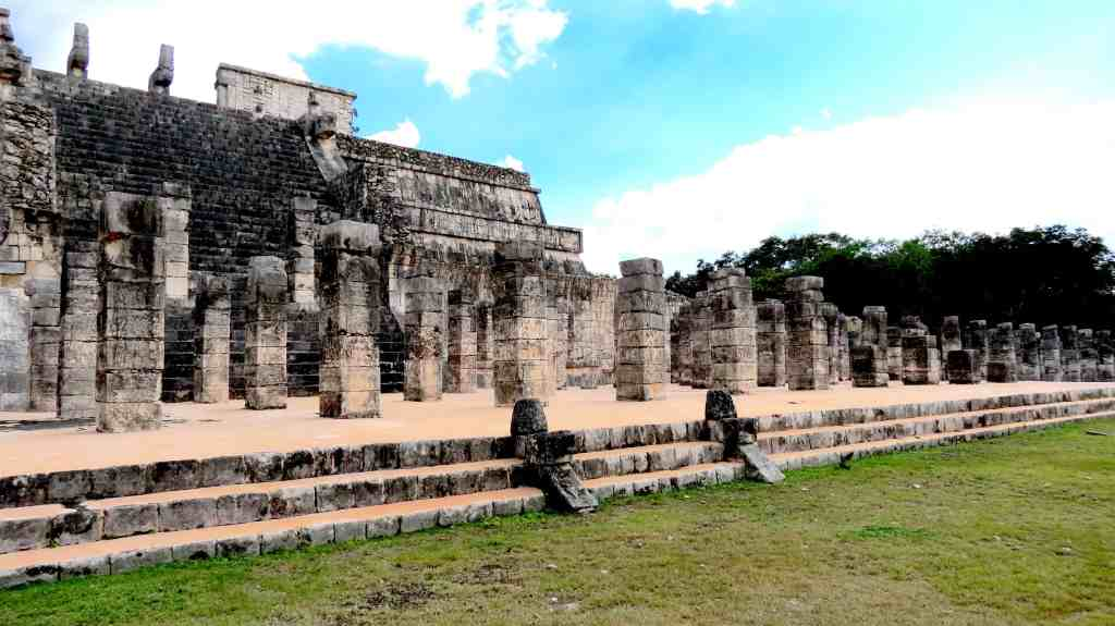 Temple of 1000 chichen itza
