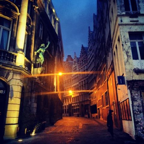 Antwerp in a day