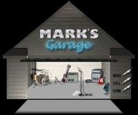 Mark's Garage Band