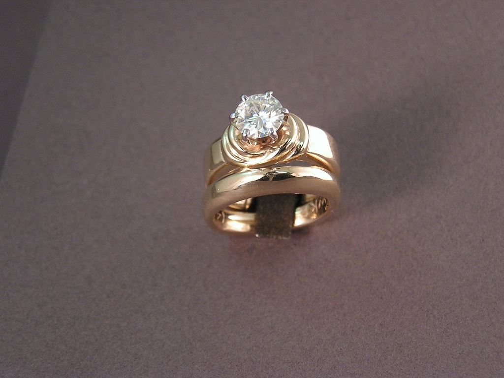 custom wedding rings forsweethearts to tie the knot custom wedding rings