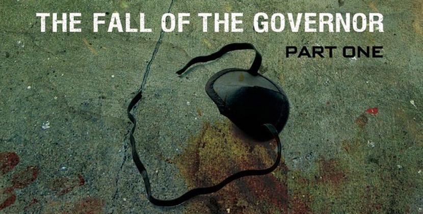 The Walking Dead: A Queda do Governador será dividido em duas partes