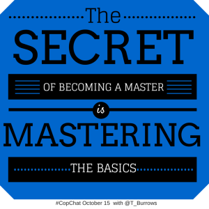 Becoming a master