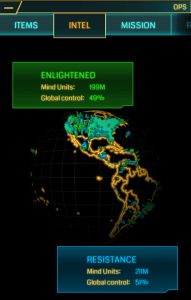 Ingress - Enlightened versus Resistance