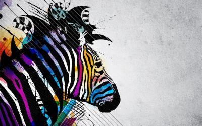 Zebra Wallpaper Image Picture #10914 Wallpaper | Cool Walldiskpaper.com