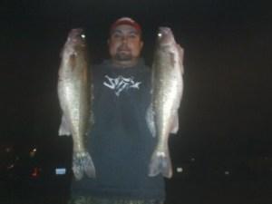 Iowa River Walleyes