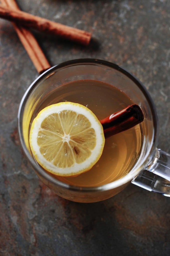 Rum Hot Toddy - the best cold remedy there is!