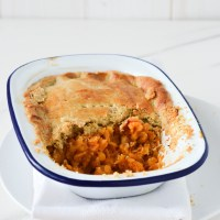 Cheezy Lentil Pies {Vegan, Grain-free}