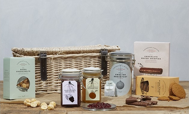 cartright and butler hamper