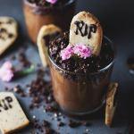 Nakd Graveyard Chocolate Mousse Pots! (Raw + Vegan)