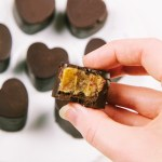 Raw Salted Caramel Chocolates