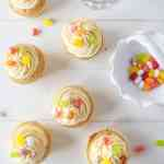Vegan Easter Lemon Cupcakes