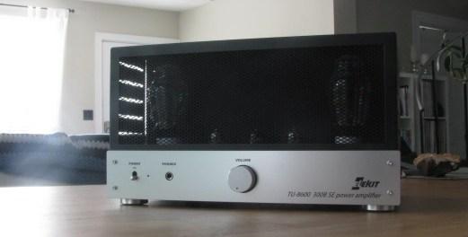 Review: Elekit TU8600 Single-Ended 300B Amp (Part 1)