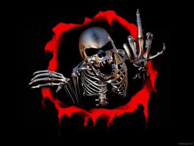 Cool Wallpapers Skulls Group (75+)