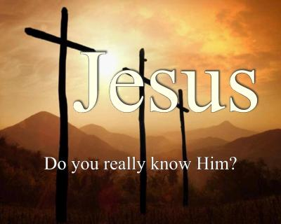 Do you know Jesus? Wallpaper - Christian Wallpapers and Backgrounds