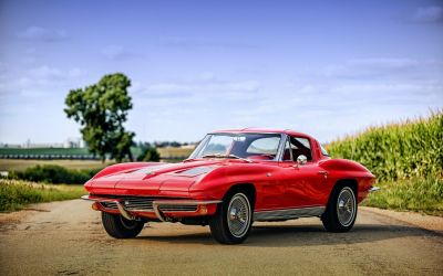 62 Best Free Vintage Corvette Wallpapers - WallpaperAccess