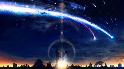 Your Name Anime Landscape Wallpapers - Top Free Your Name Anime Landscape Backgrounds ...