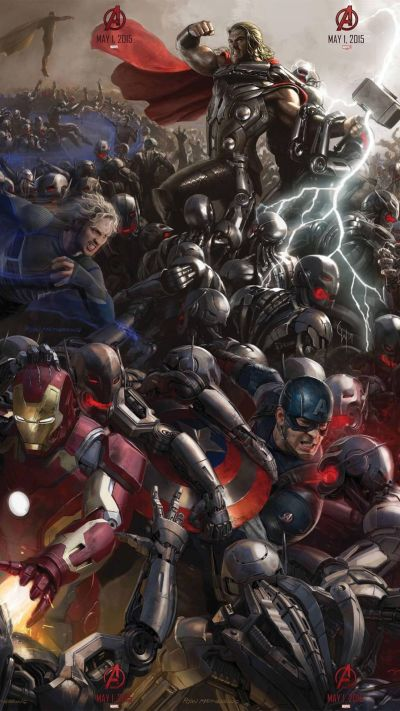 Avengers iPhone Wallpapers - Top Free Avengers iPhone Backgrounds - WallpaperAccess