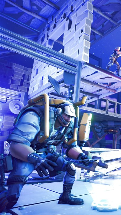 23 Best Free Fortnite iPhone Wallpapers - WallpaperAccess