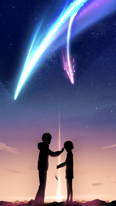 Your Name Anime Wallpapers - Top Free Your Name Anime Backgrounds - WallpaperAccess