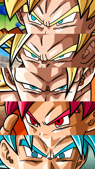 Dragon Ball Z iPhone Wallpapers - Top Free Dragon Ball Z iPhone Backgrounds - WallpaperAccess
