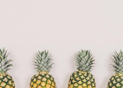 Pineapple Desktop Wallpapers - Top Free Pineapple Desktop Backgrounds - WallpaperAccess