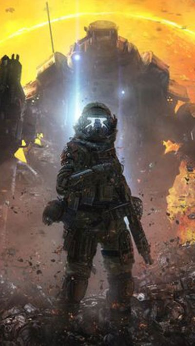 Titanfall Phone Wallpapers - Top Free Titanfall Phone Backgrounds - WallpaperAccess
