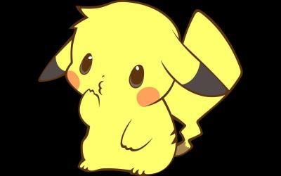 Cutest Pikachu Wallpapers - Top Free Cutest Pikachu Backgrounds - WallpaperAccess