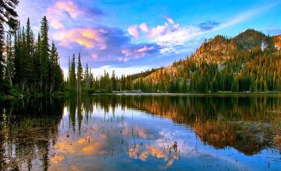 Idaho Scenery Wallpapers - Top Free Idaho Scenery Backgrounds - WallpaperAccess